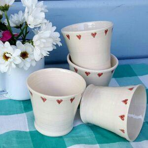 Ceramics and glassware