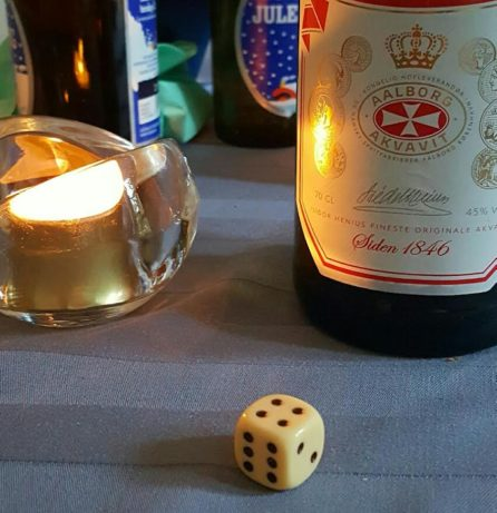 how to play the danish dice grame Greedy with schnapps