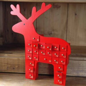Christmas advent calendars, trees and stockings