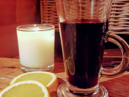 How to make Scandinavian Glögg or mulled wine