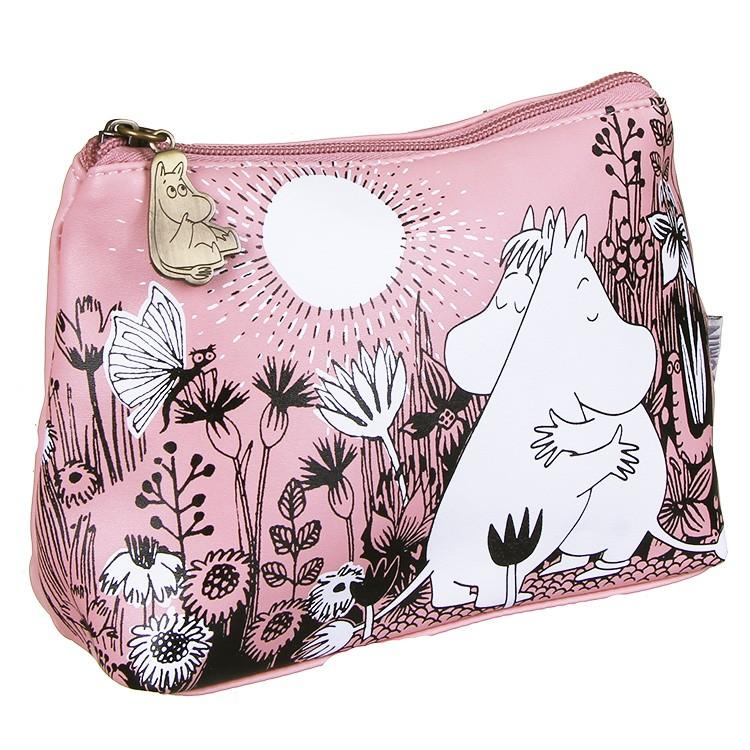 Moomin Love Cosmetic Make Up Bag Scandinavian Boutique
