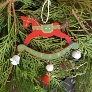related products - Horse Christmas Decorations Uk