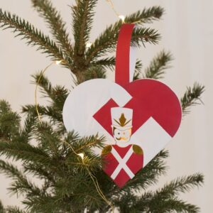 danish christmas paper crafts