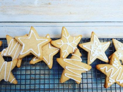 Spiced Scandinavian Christmas biscuits