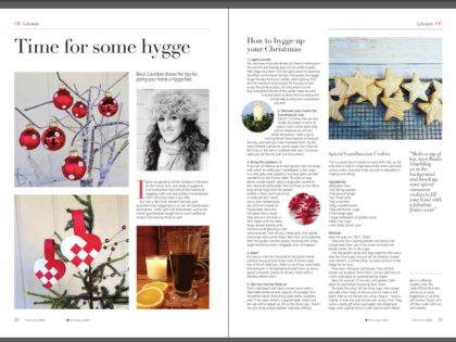 Hygge up your Christmas the Hyggestyle way!
