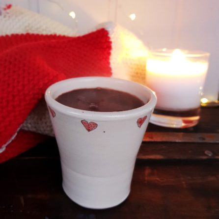 best ever hygge hot chocolate