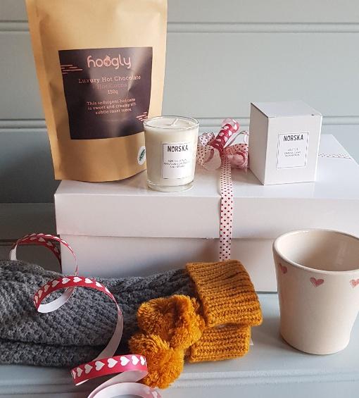 hygge cosy gift box