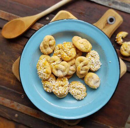danish sukkerkringler pretzel cookie recipe